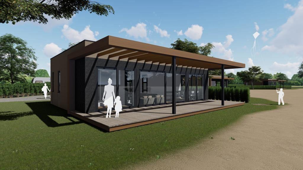 Nieuw: Ocean Lodge 6 personen