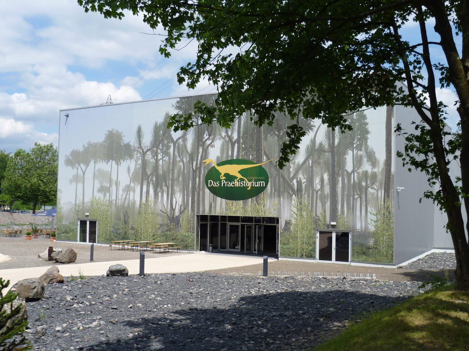 Prehistorisch museum Gondwana