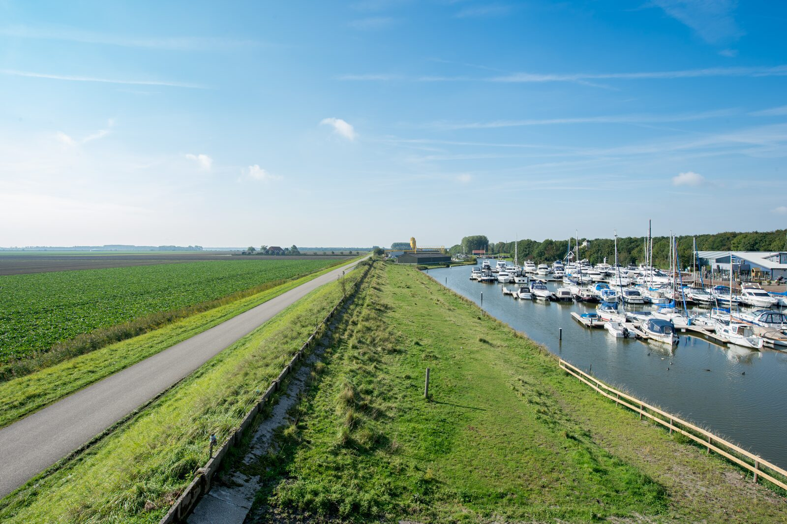 Luxurious apartments in Zeeland along the Veerse Meer