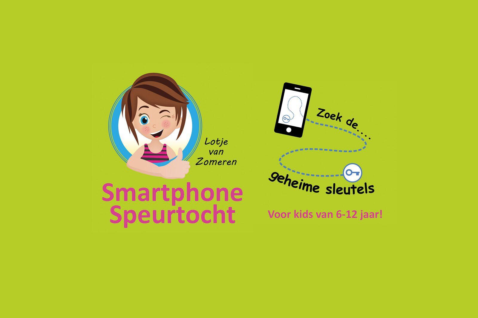 Smartphone speurtocht