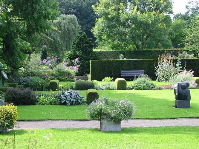 Gardens of Mien Ruys
