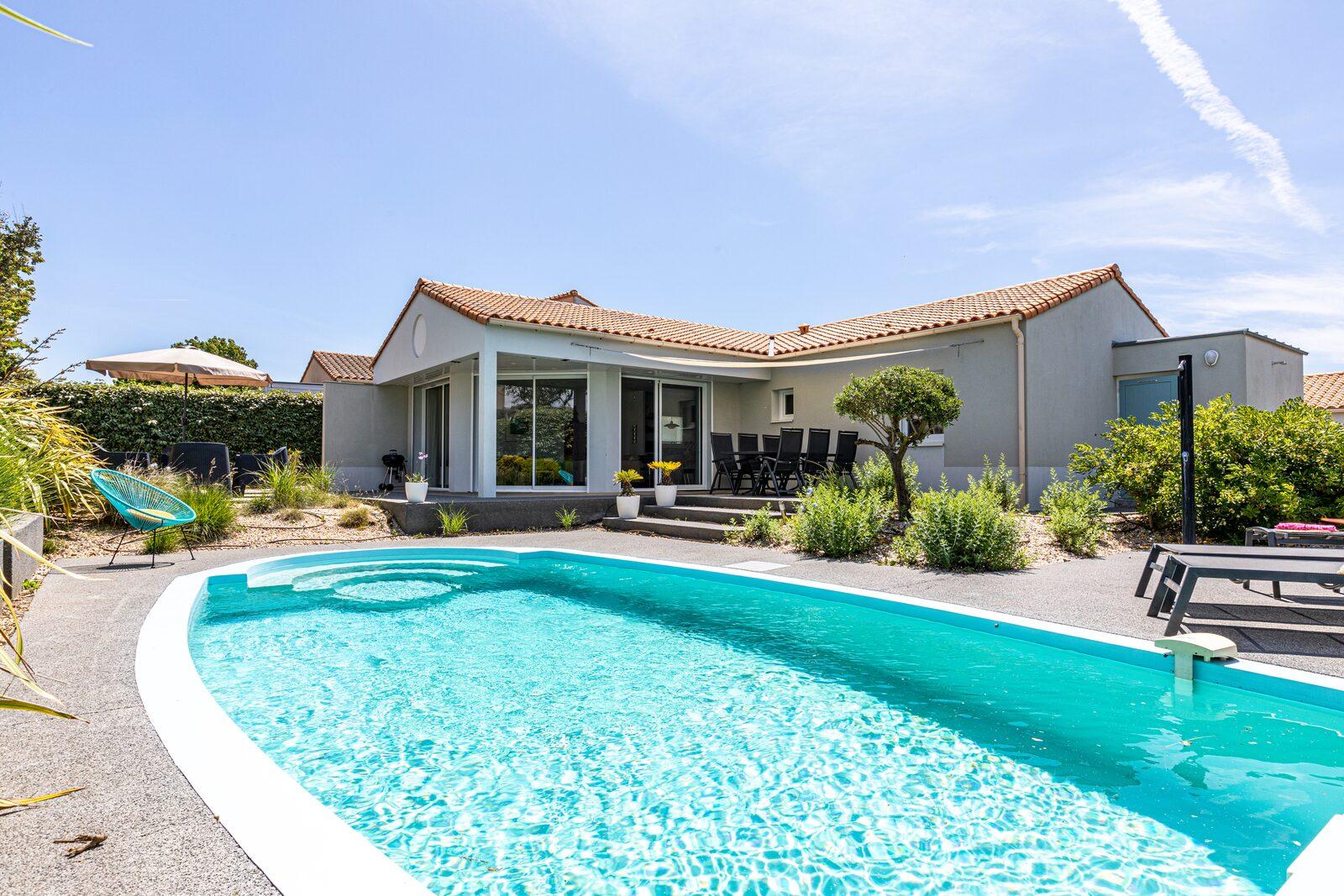Oasis Les Jardins: Villa in de Vendee huren!