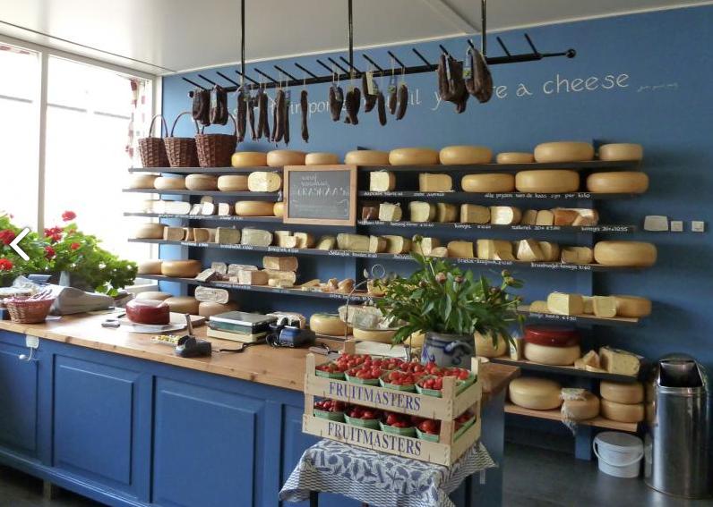Heileuver; Cows, Cheese & Art