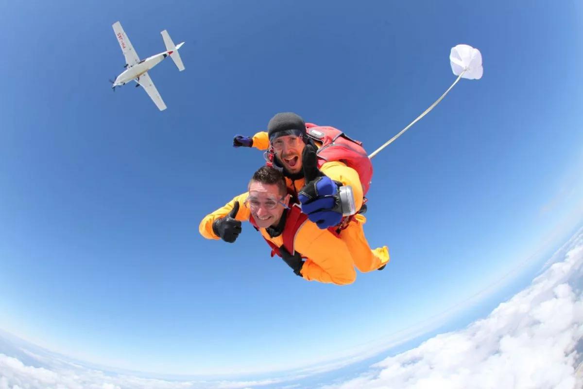 Parachutecentrum Texel