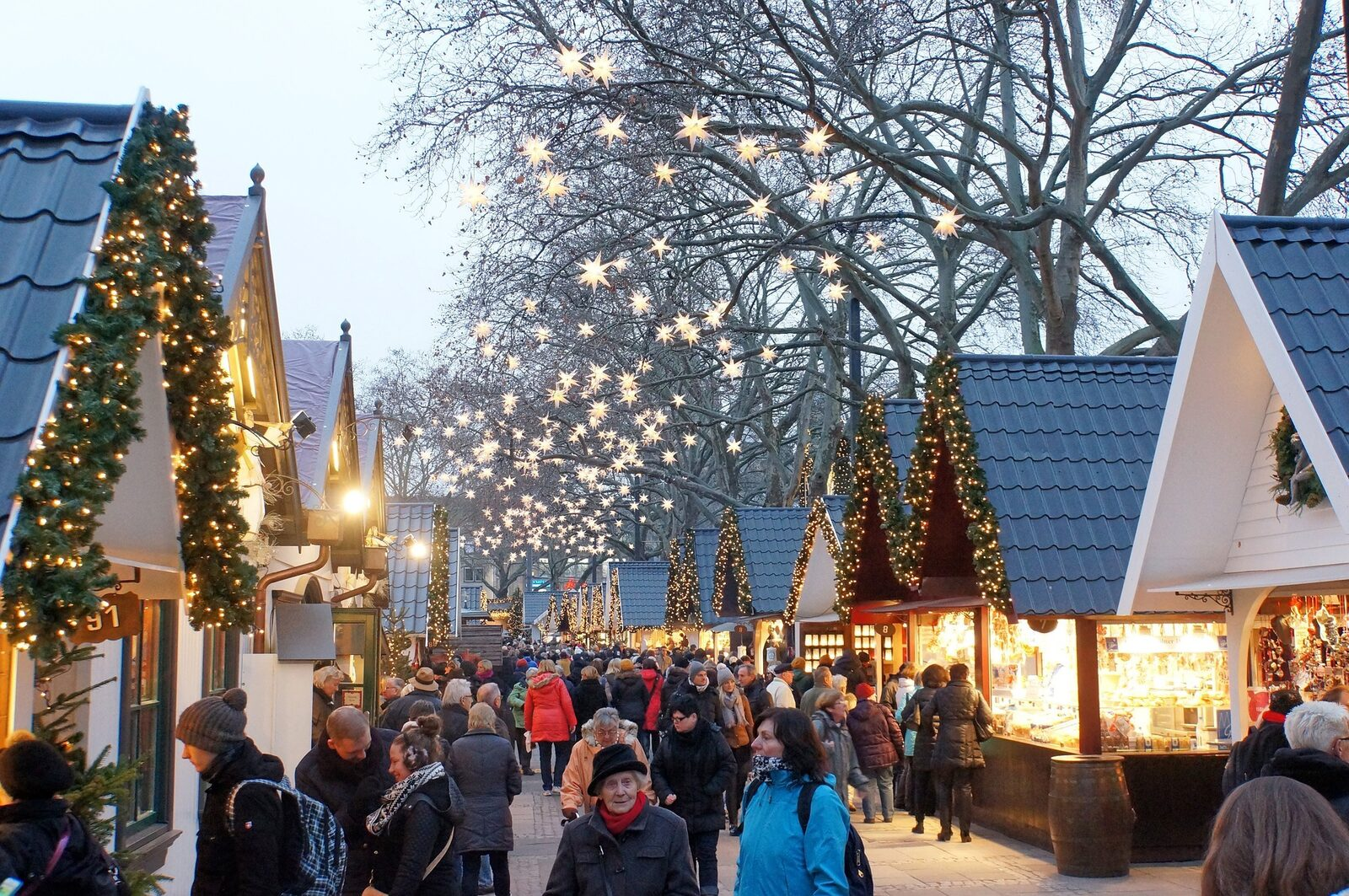 Weihnachtsstadt Valkenburg