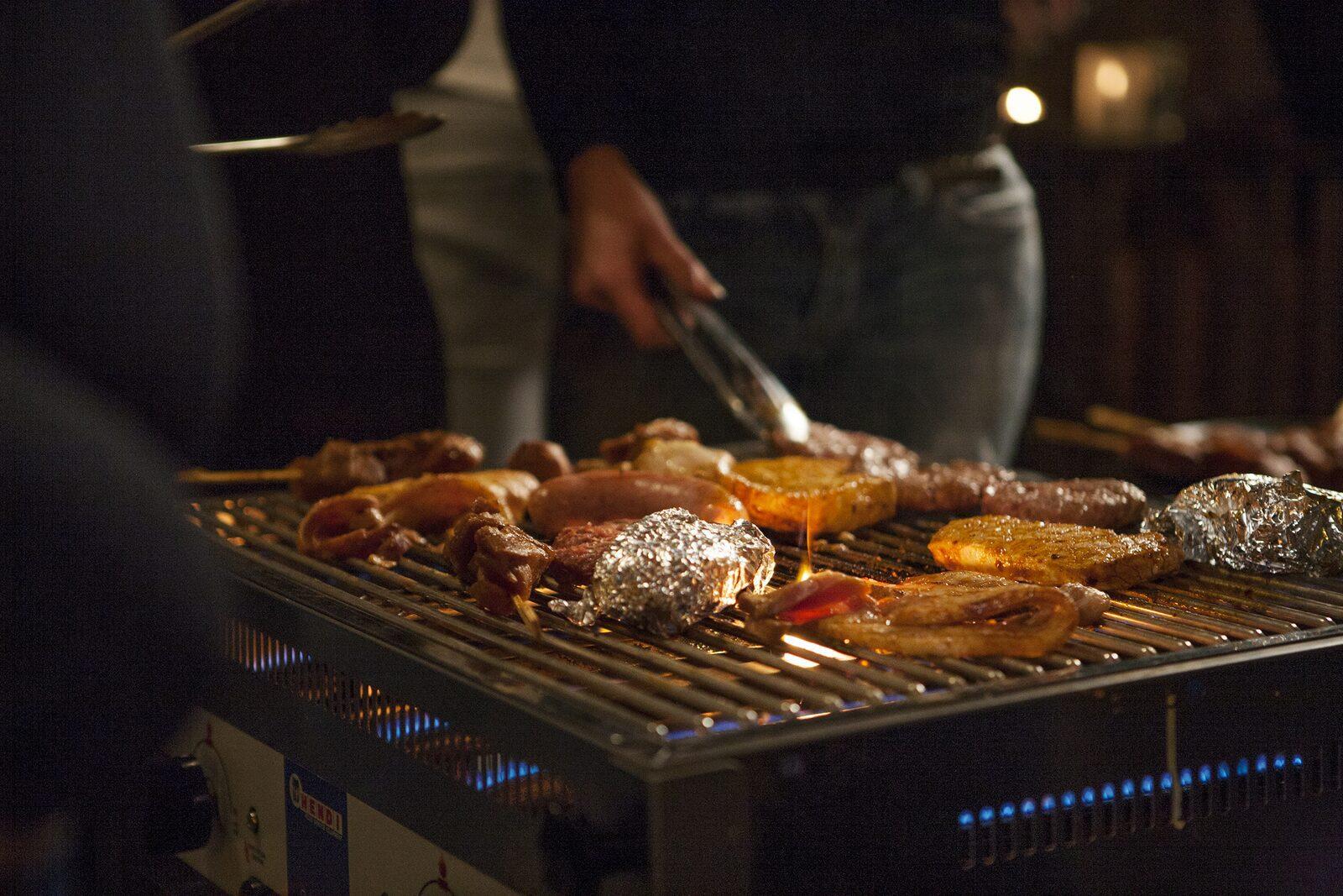 BBQ in Voorthuizen