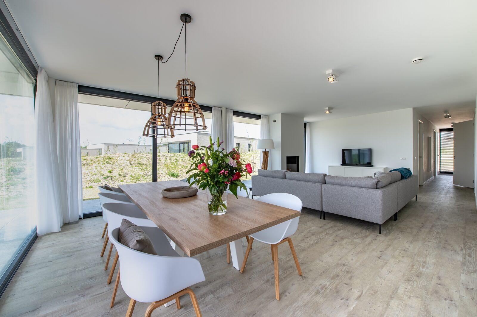 Luxus-Ferienhaus zeeland duinvallei 8 de groote duynen