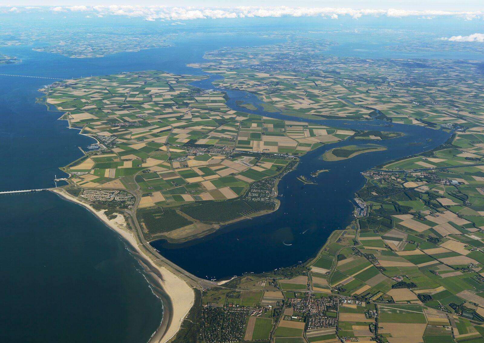 Urlaub Noord-Beveland Zeeland