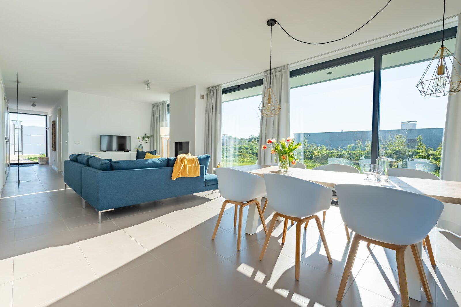 Luxus-Ferienhaus zeeland waterlijn 3 de groote duynen