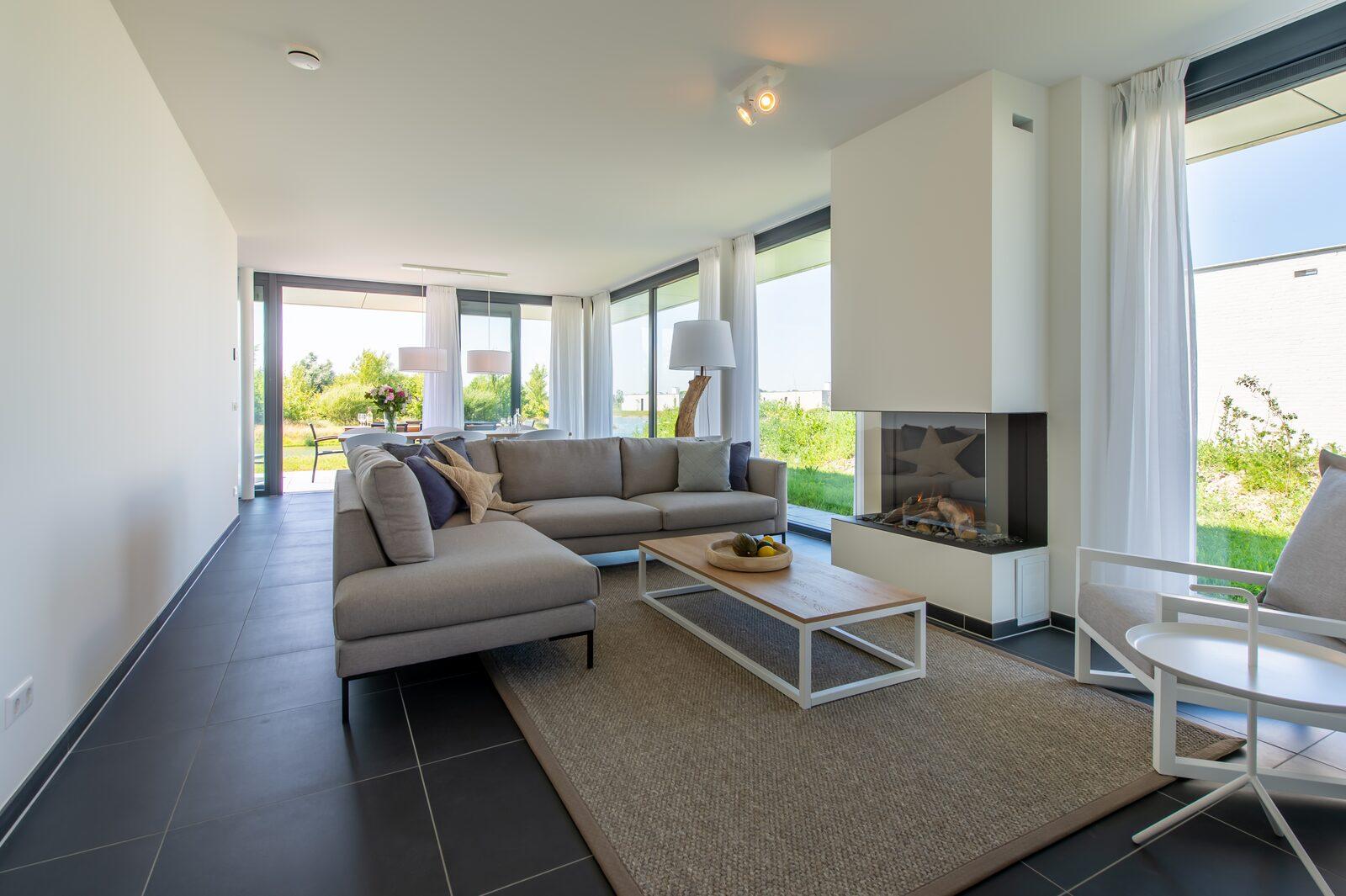 Luxus-Ferienhaus zeeland duinvallei 34 de groote duynen