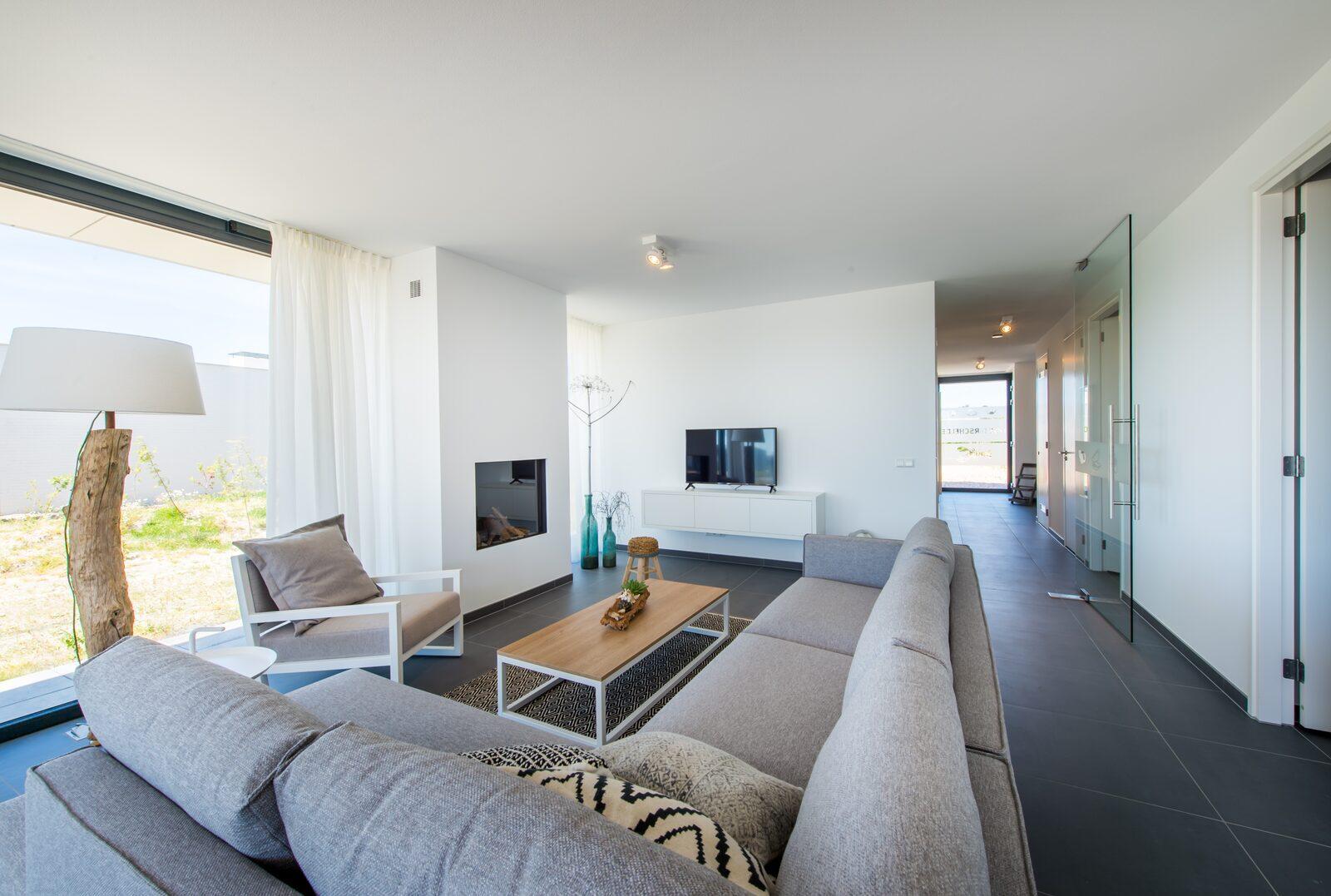 Luxus-Ferienhaus zeeland zandbank 14 de groote duynen
