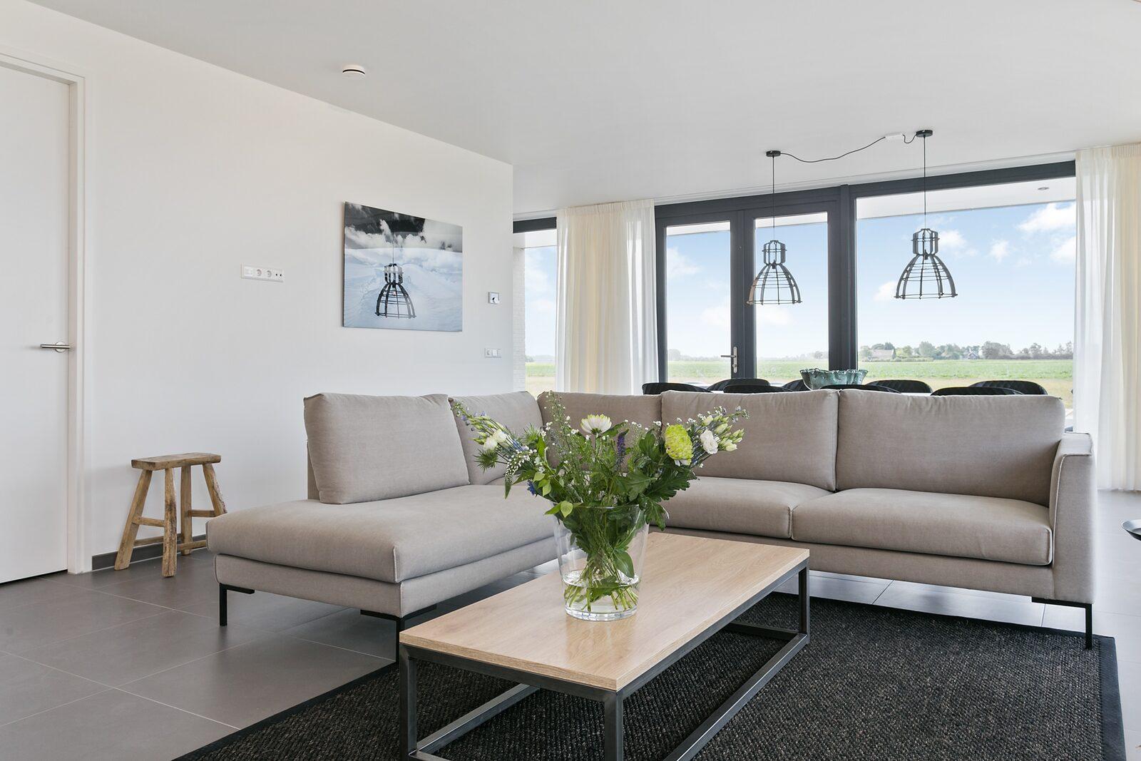 Luxus-Ferienhaus zeeland waterlijn 24 de groote duynen