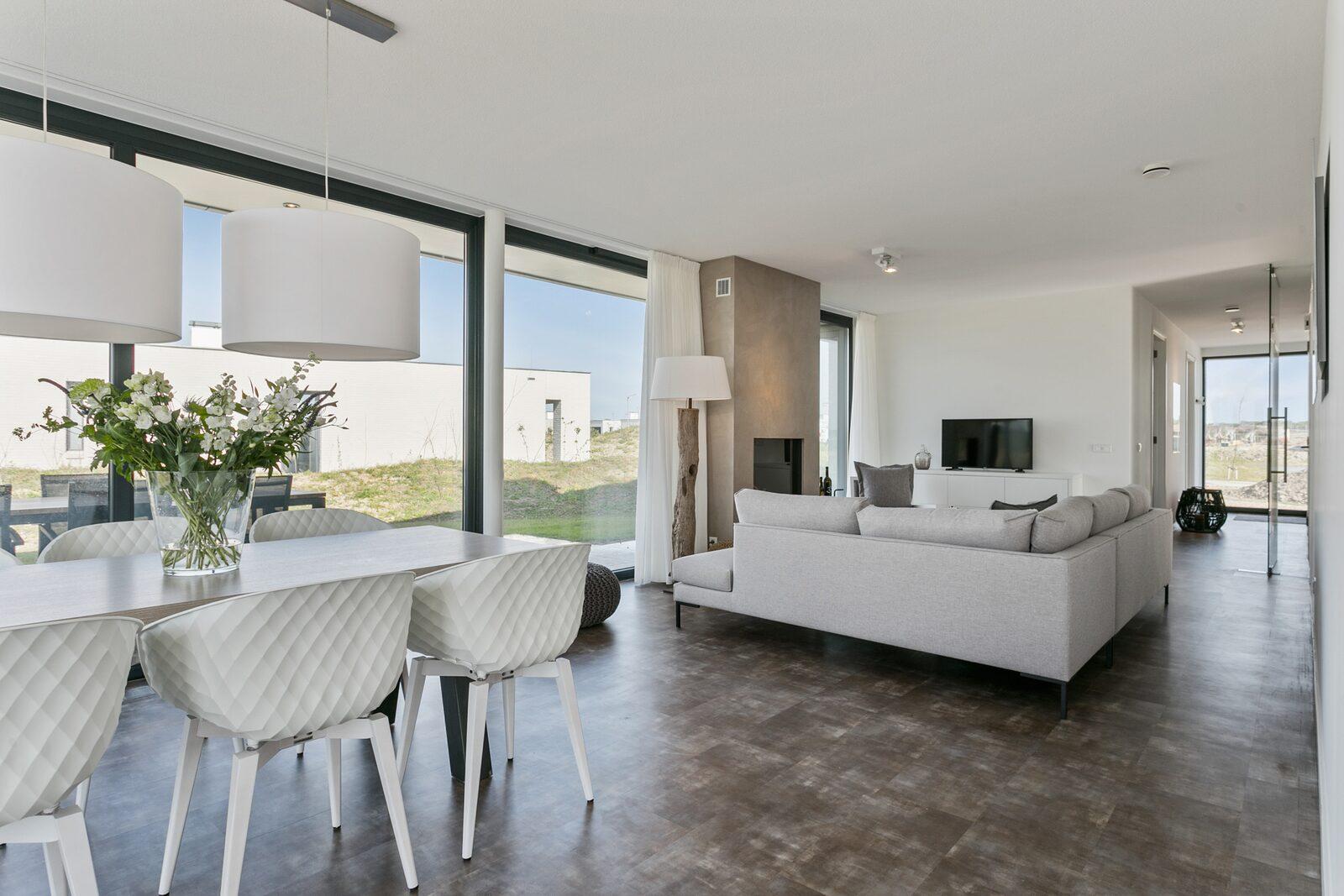 Luxus-Ferienhaus zeeland waterlijn 28 de groote duynen
