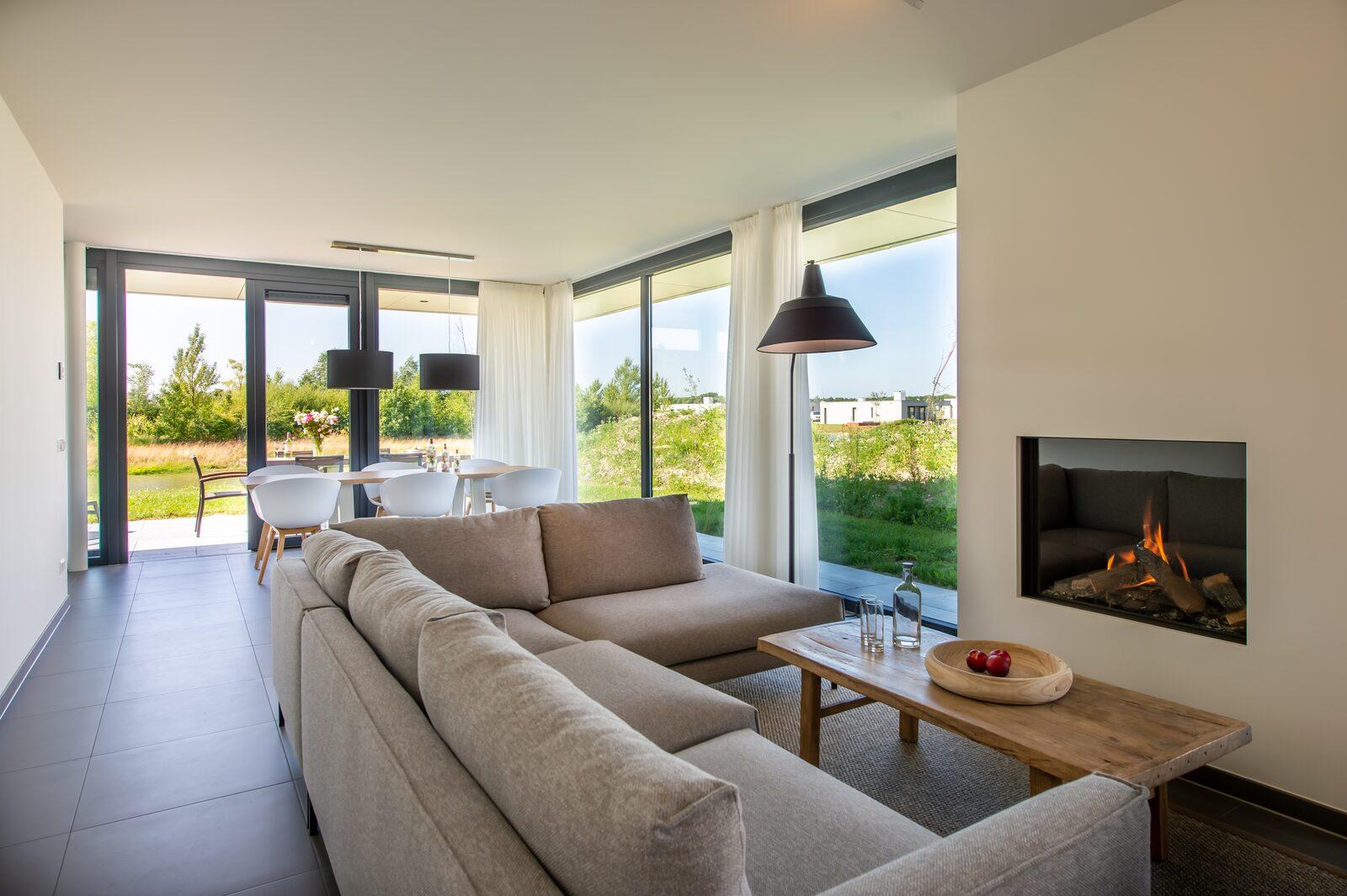 Luxe vakantiehuis zeeland duinvallei 36 de groote duynen