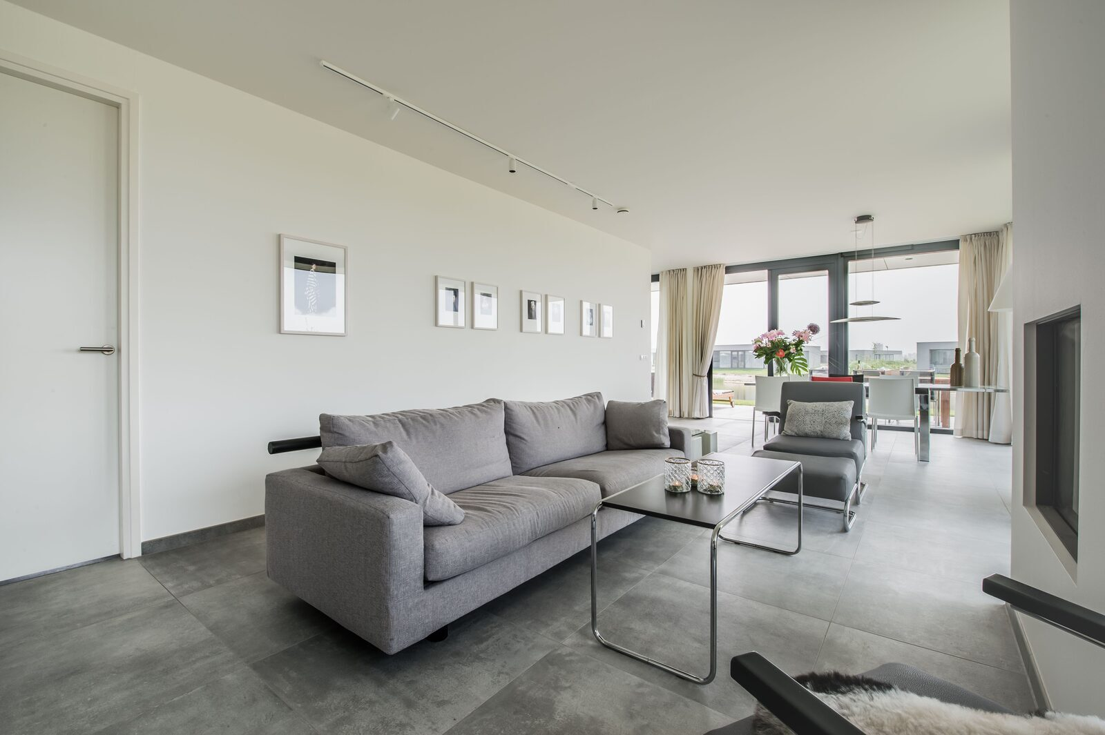 Luxus-Ferienvilla zeeland zandvillas zandbank 10