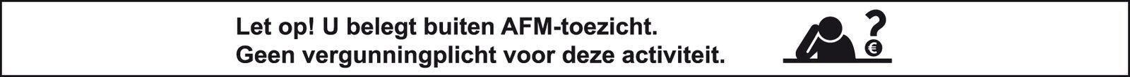 AFM-toezicht