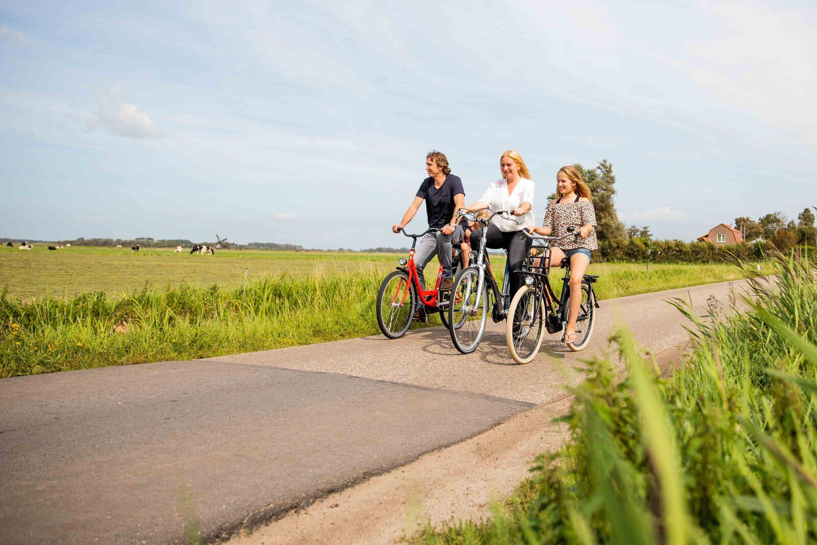 Top 5 mooiste vakantiebestemmingen in Nederland