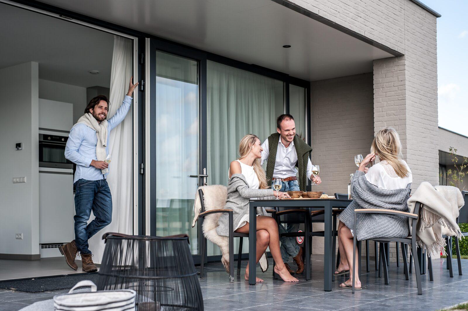 Luxus-Ferienhaus am Meer 8 personen
