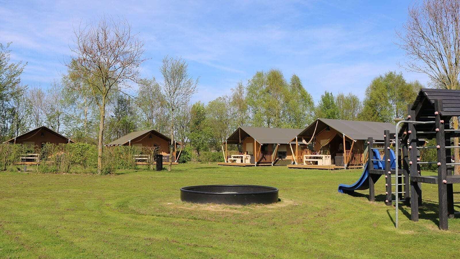Camping - de Papillon