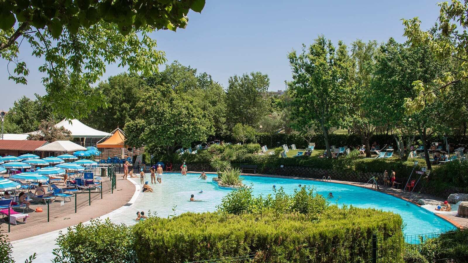 Camping - Centro Vacanze San Marino