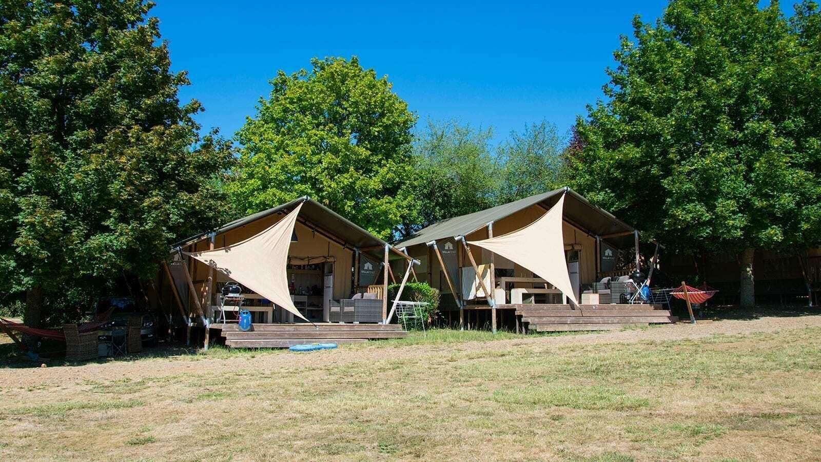 Camping - Le Petit Trianon
