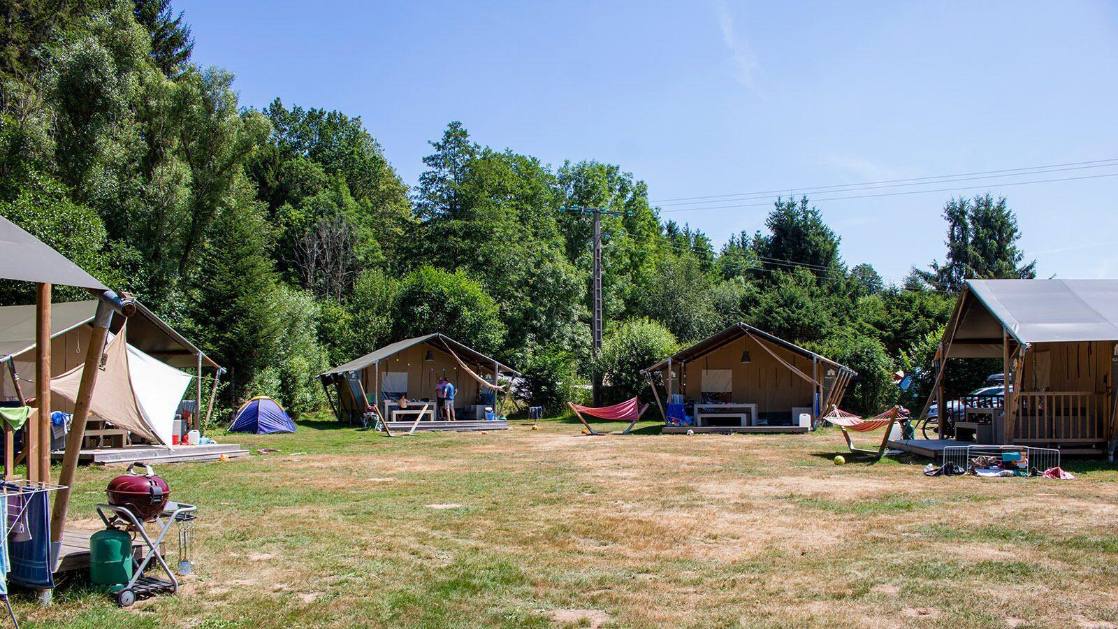 Camping - Au Clos de la Chaume