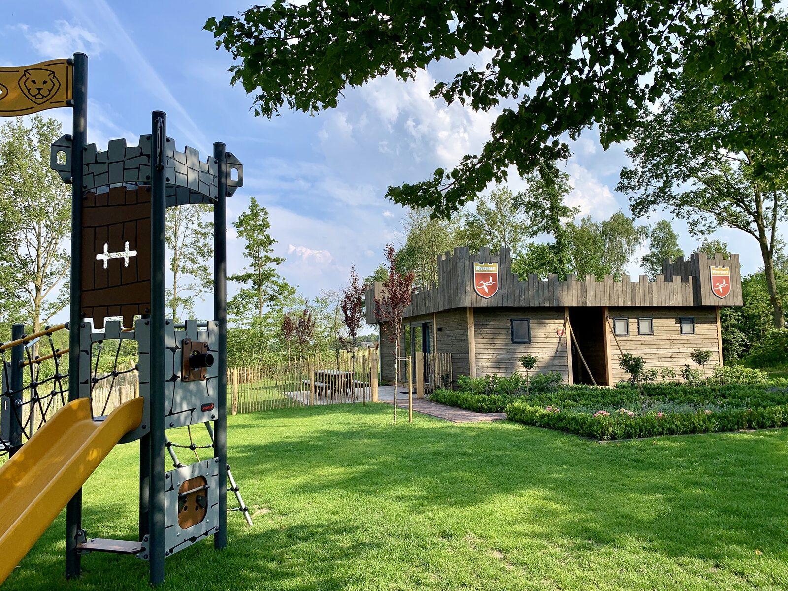 Kasteelovernachting in Nederland
