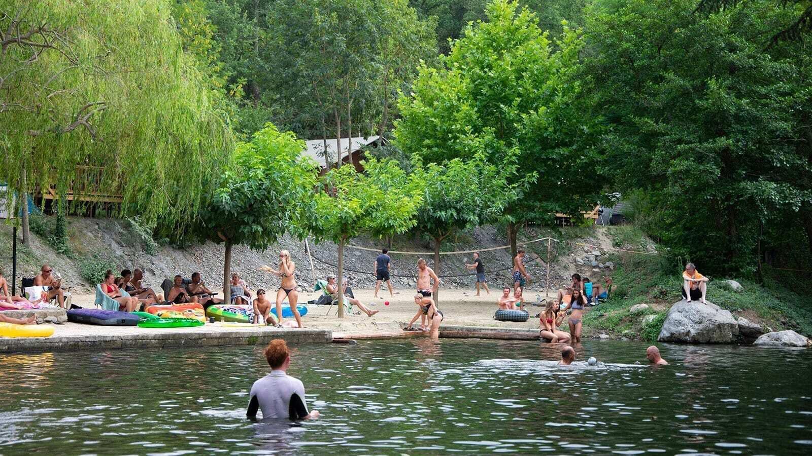 Camping - Le Canigou