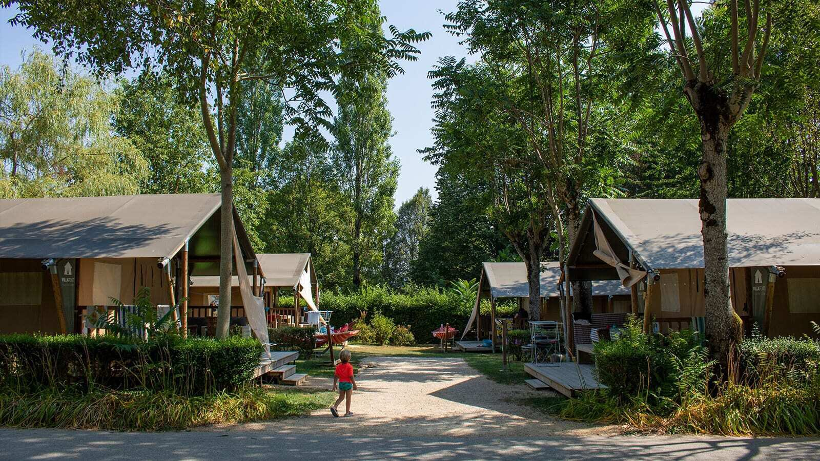 Camping - Le Coin Tranquille
