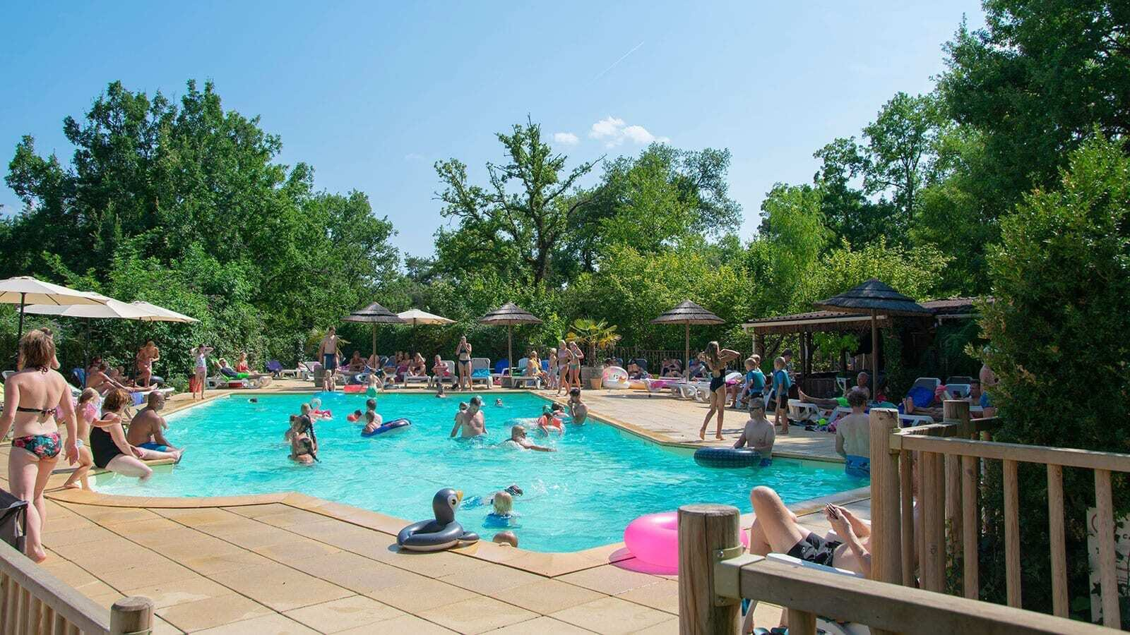 Camping - Le Pech Charmant