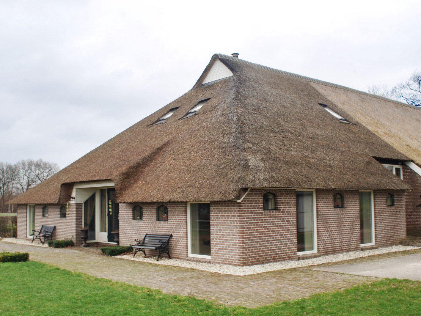 Boerderij 't Reestdal in Overijssel, vakantiehuis voor families
