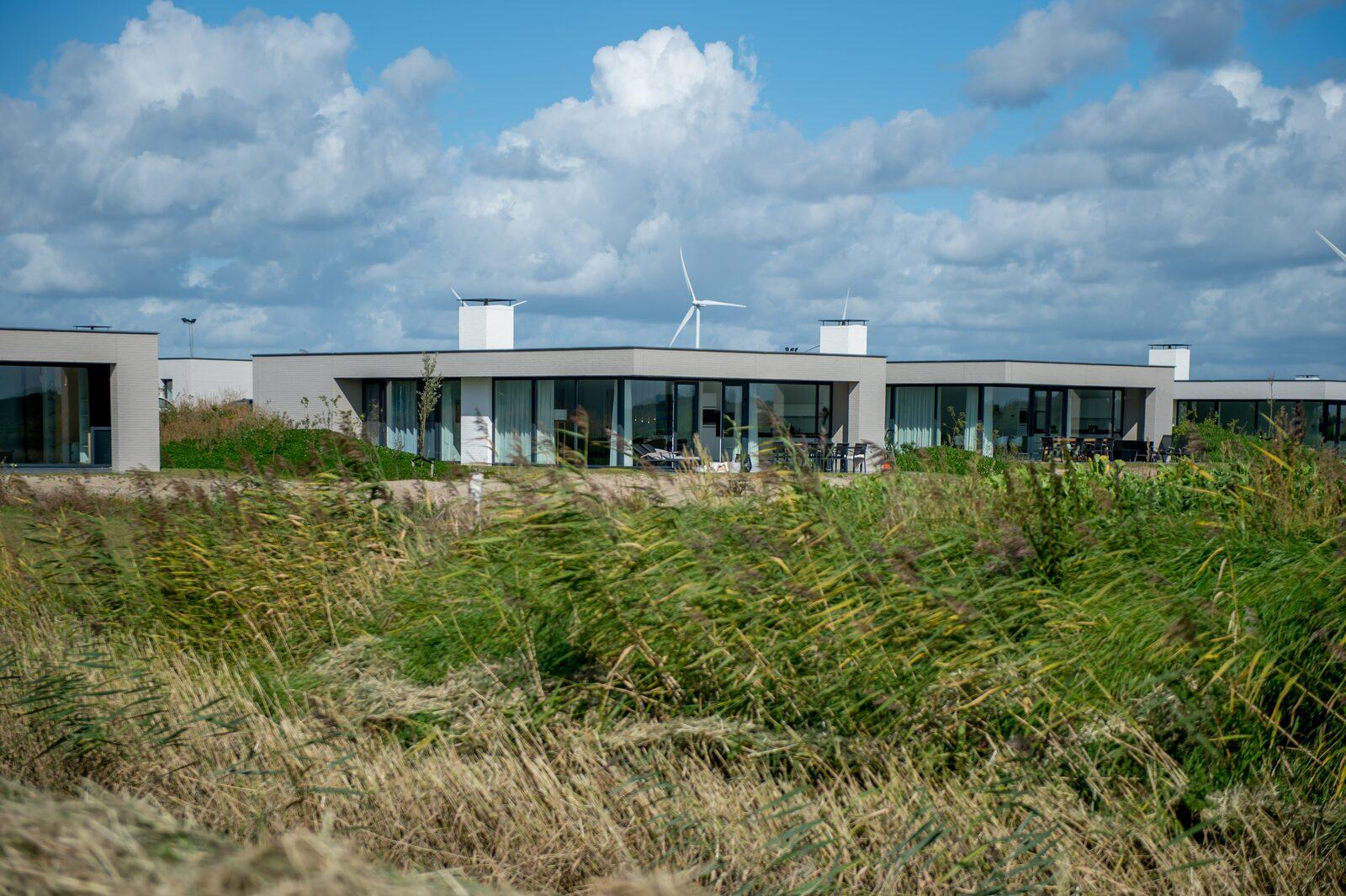 Luxus-Ferienhaus Zeeland waterlijn 27 De Groote Duynen