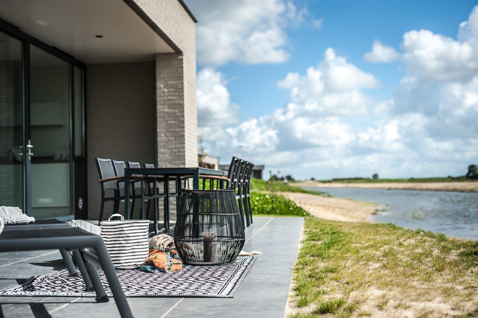 Luxus-Ferienhaus waterlijn 40 de groote duynen