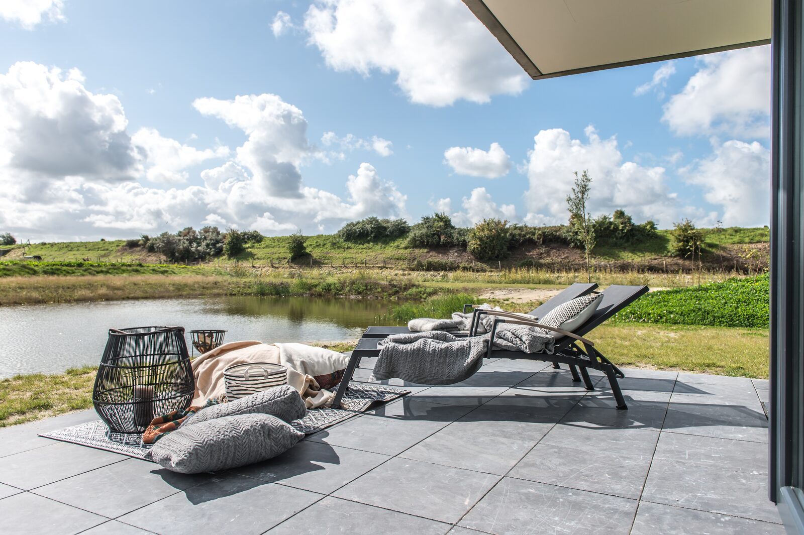 Luxus-Ferienhaus am Meer 6 personen