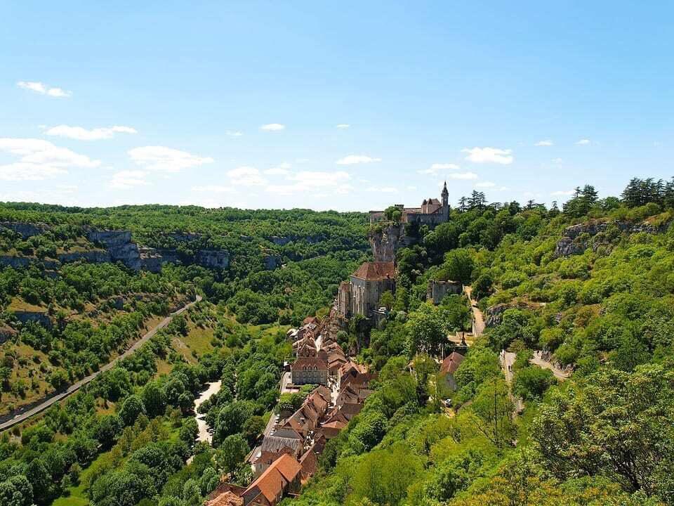 Dordogne, Land der 1000 Schlösser