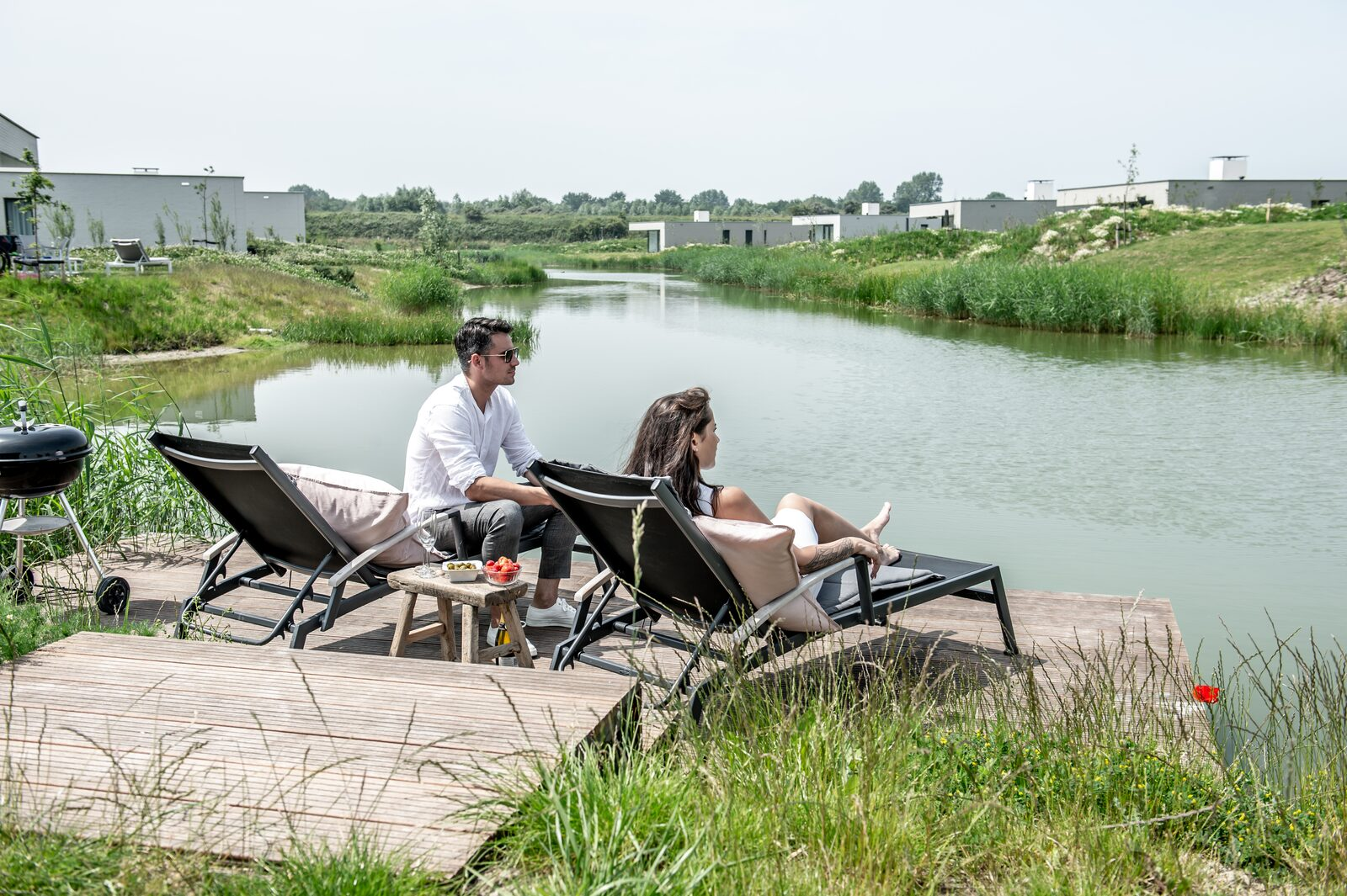 Last-Minute Luxus-Ferienhaus buchen