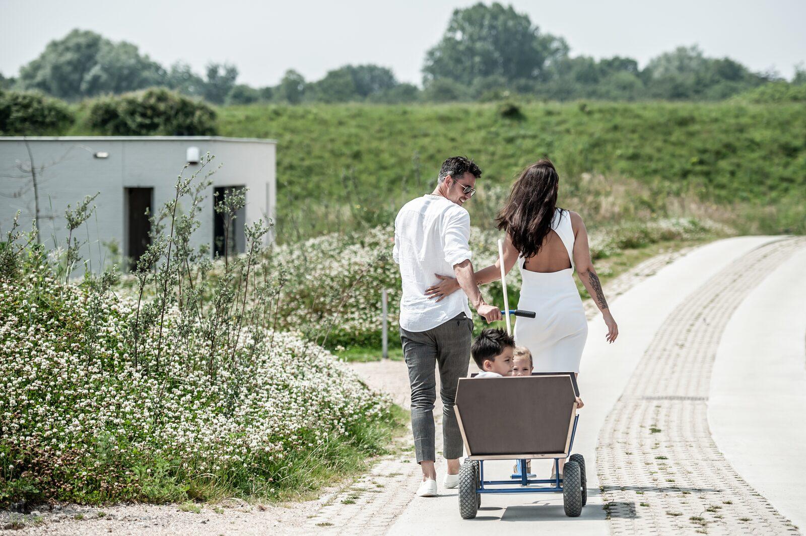 Luxus-Ferien Holland am Meer