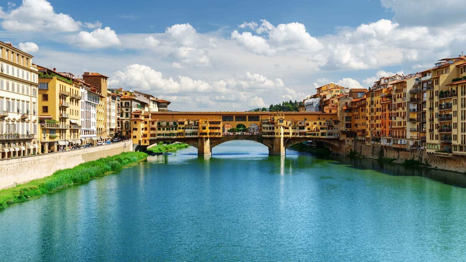 Five beautiful cities in Tuscany