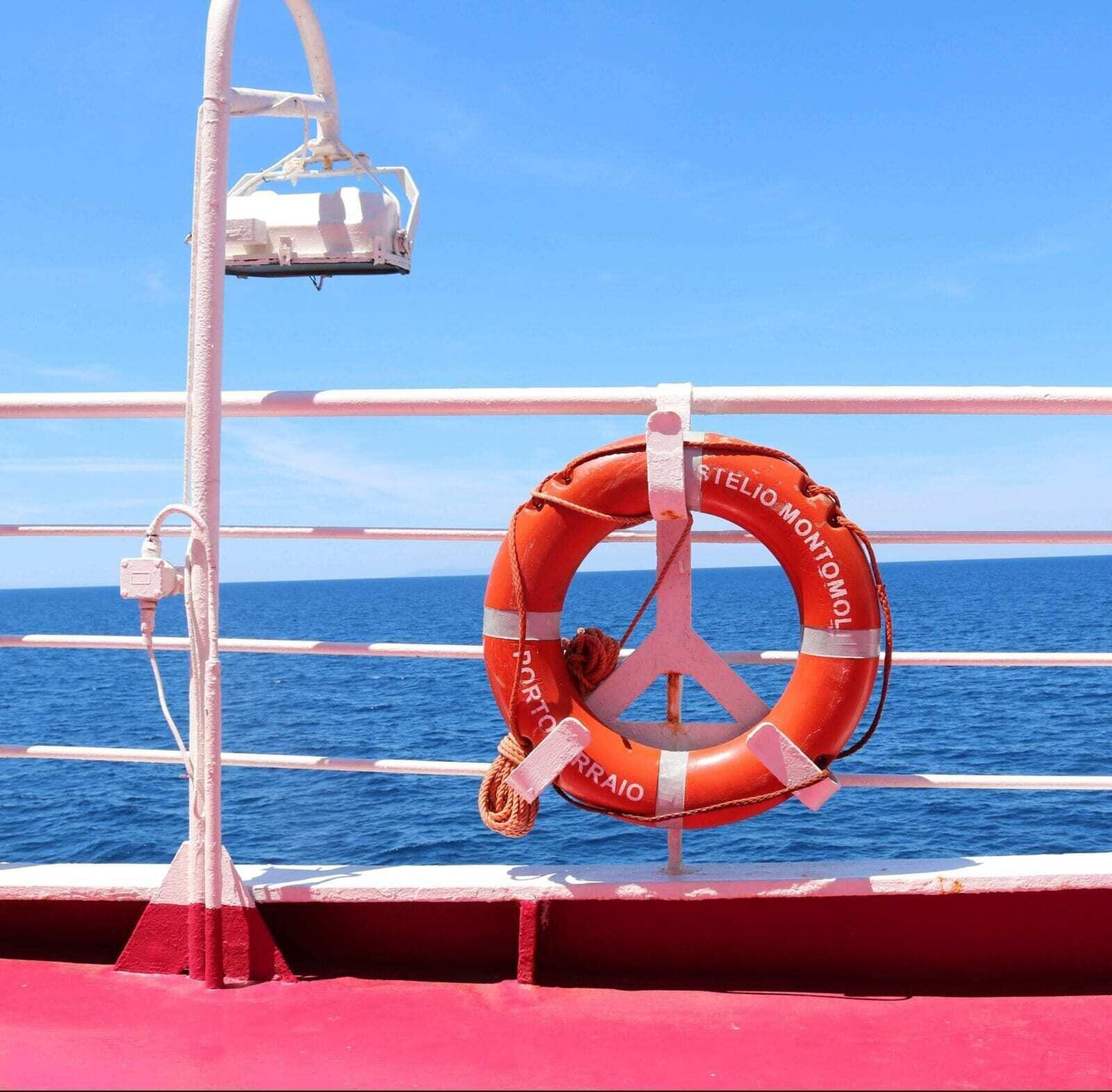 Veerboot Elba