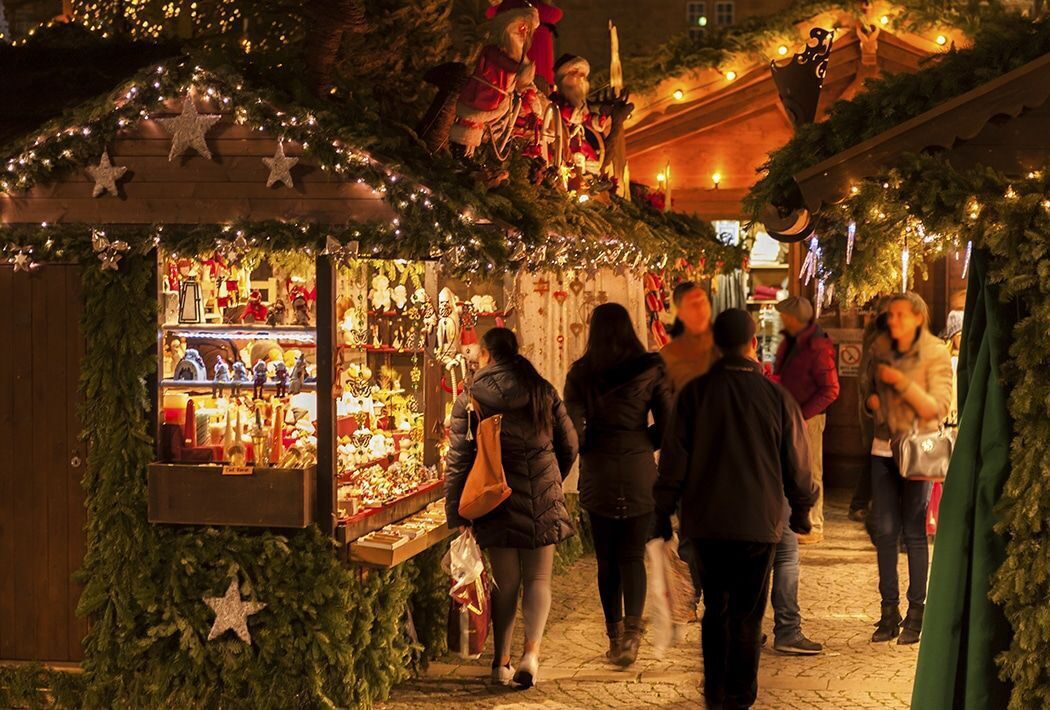 Christmas markets in the Veluwe