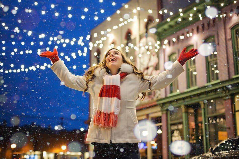 Christmas holiday in Medemblik