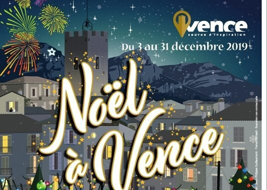 Noël magique & hurluburlesque à Vence