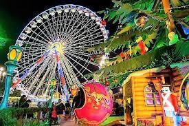 Village de Noël à Nice