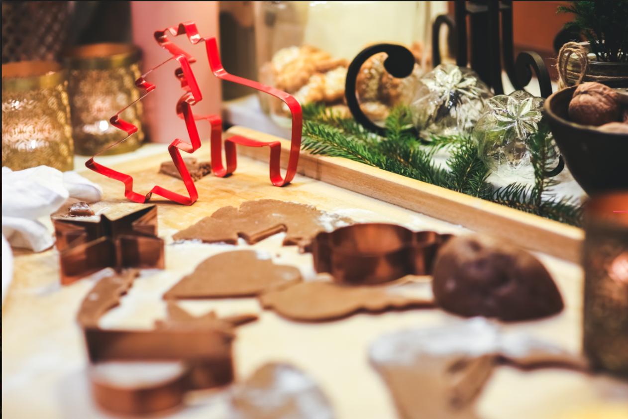 Marché de Noël à St Paul de Vence