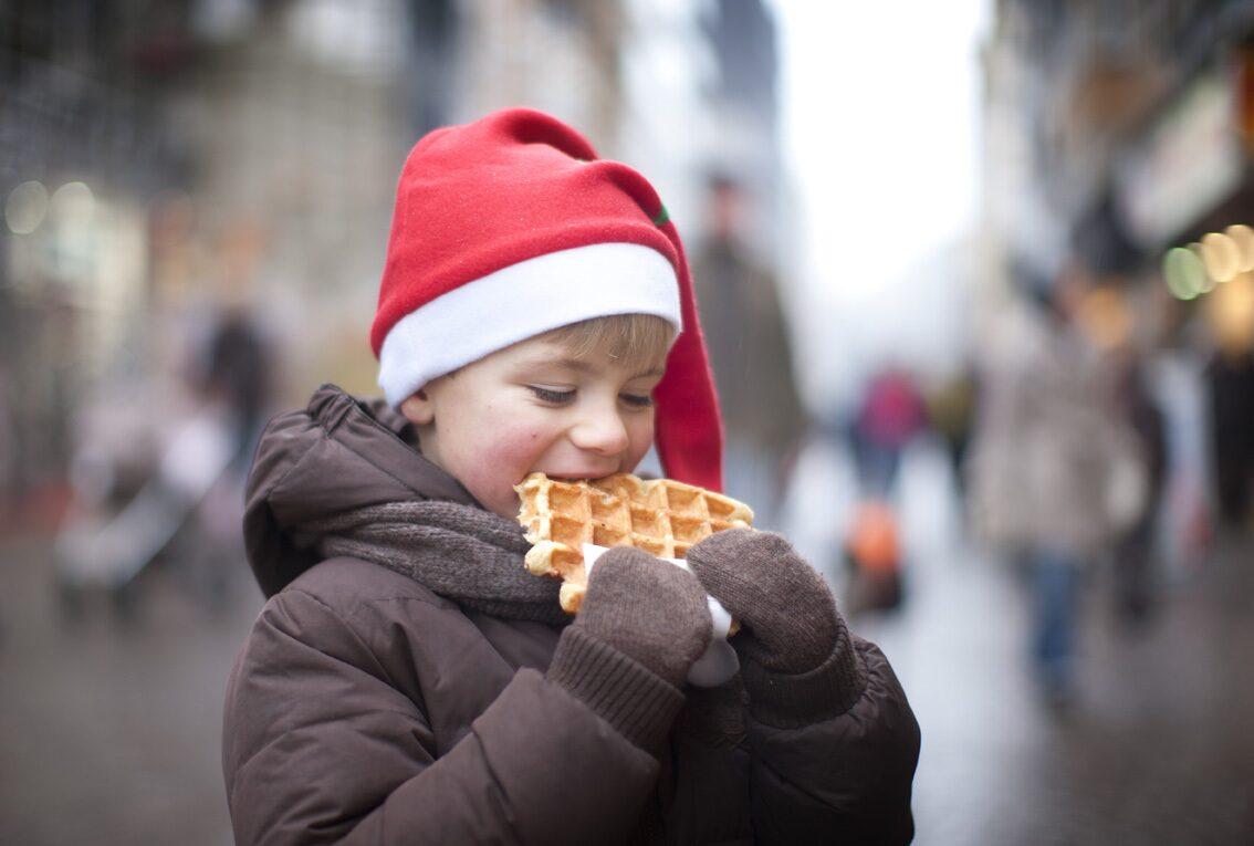 Marché de Noël à Boulogne-Sur-Mer