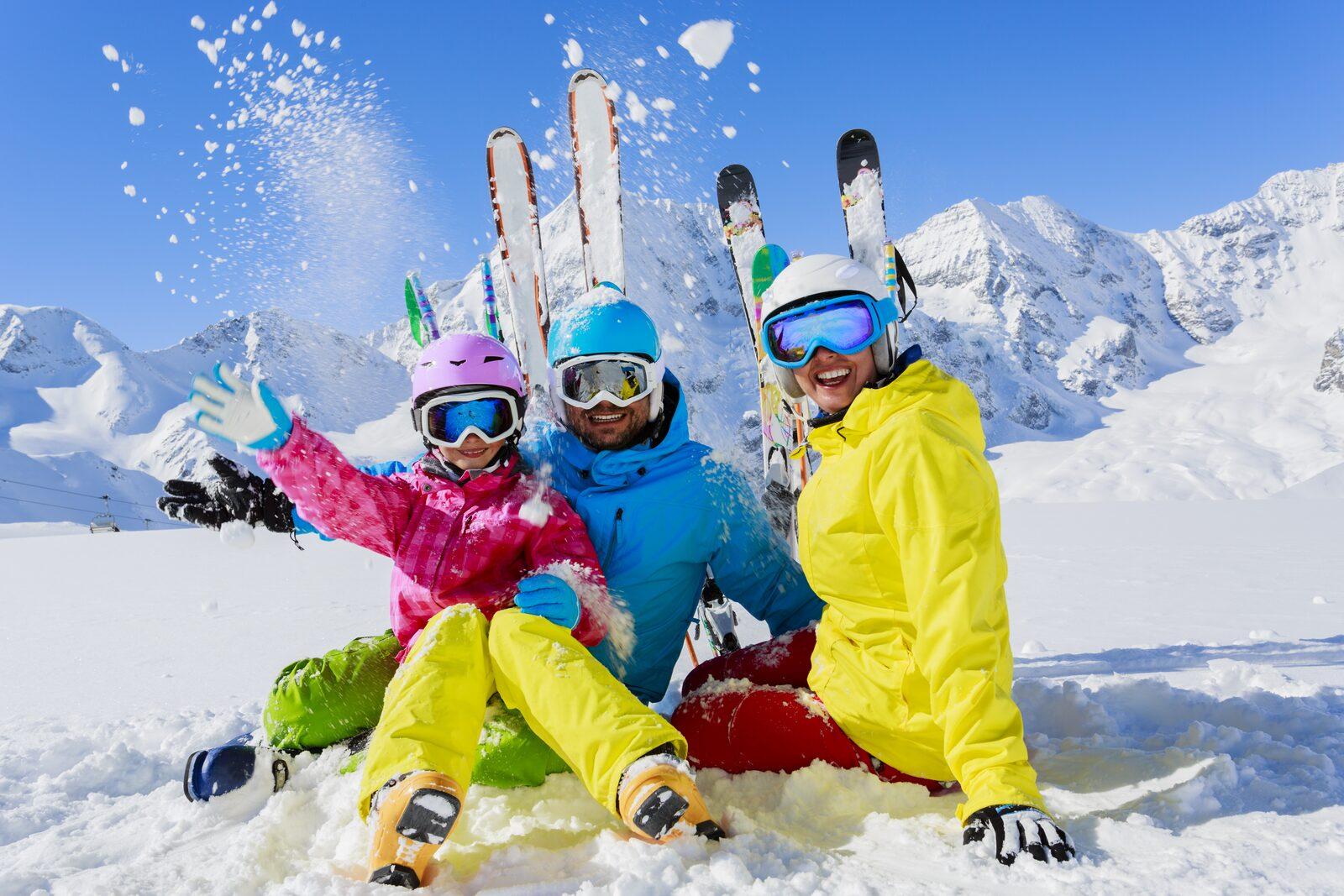 Skiën in Portes du Soleil met kinderen