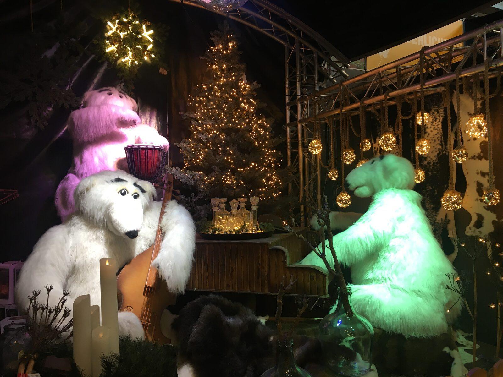 Weihnachtsshow bei De Boet