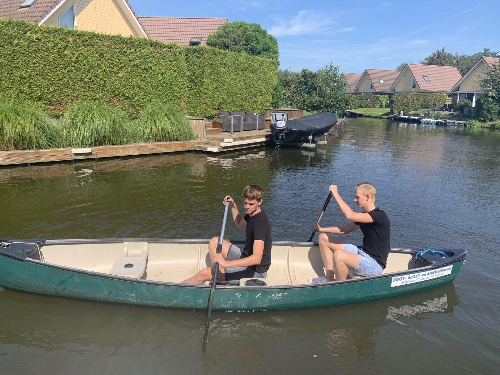 Kanu Zuiderzee