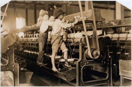 Dickens im Dampfmaschinenmuseum