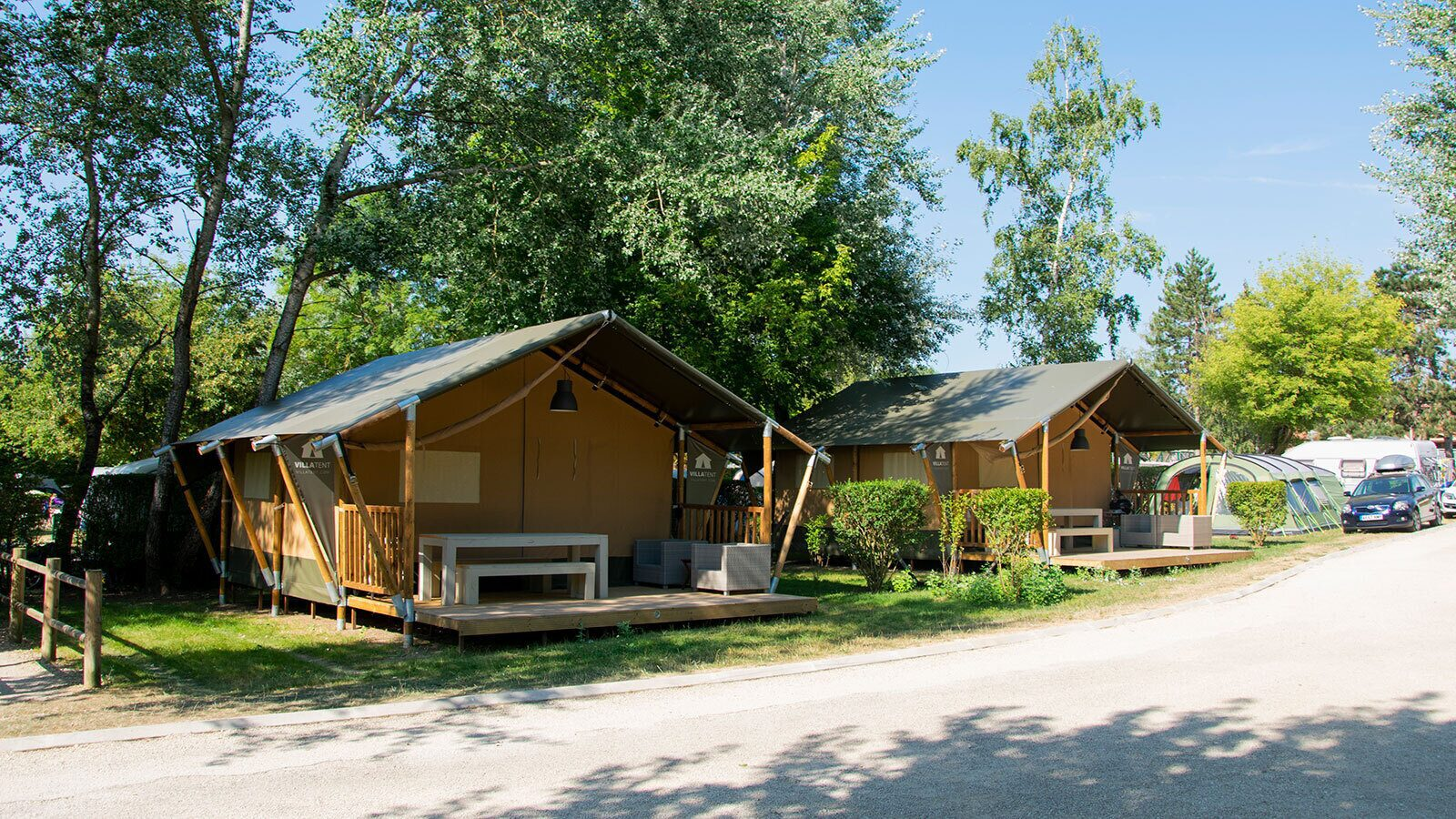 Camping Lac d'Orient